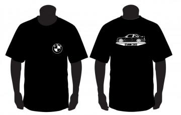 T-shirt para BMW E30 M3 Lateral