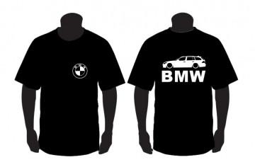 T-shirt para BMW E61 Touring Série 5