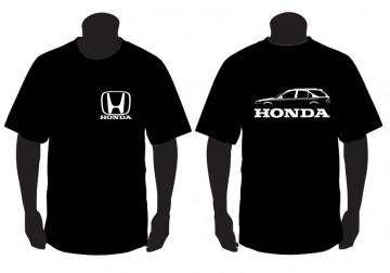 T-shirt para Honda Civic Aerodeck