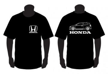 T-shirt para Honda Civic EP3