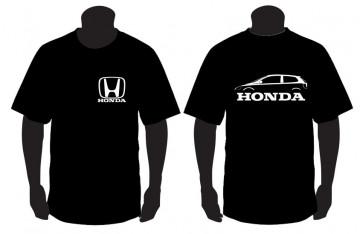 T-shirt para Honda Civic EP