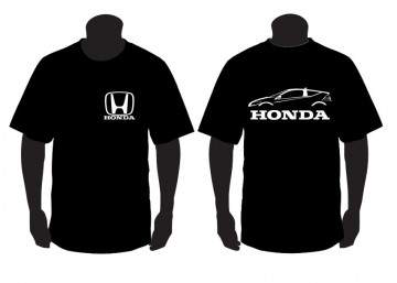 T-shirt para Honda CR-Z
