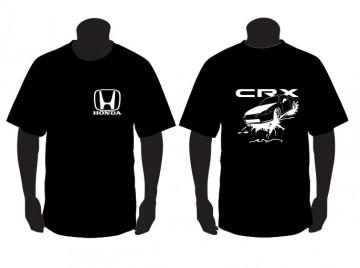 T-shirt para Honda CRX