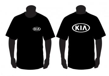 T-shirt  para KIA