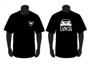 T-shirt para Lancia Delta