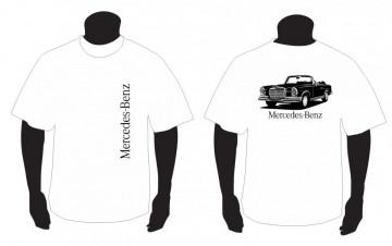 T-shirt para Mercedes - Benz 230SL