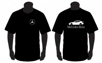 T-shirt para Mercedes-Benz c220