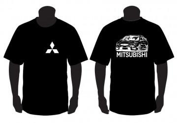 T-shirt para Mitsubishi Evo X