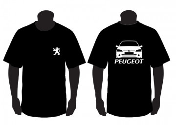 T-shirt para Peugeot 106 mk2