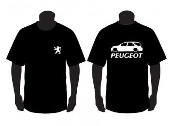 T-shirt para Peugeot 306 Station