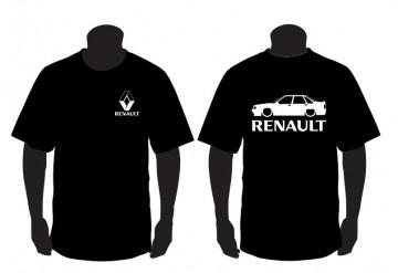 T-shirt para Renault 21 Turbo