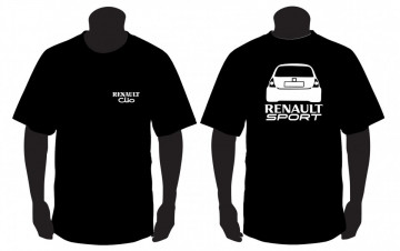 T-shirt  para Renault Clio II Sport