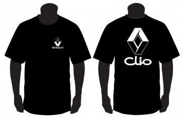 T-shirt para Renault Clio Logo