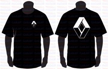 T-shirt  para Renault