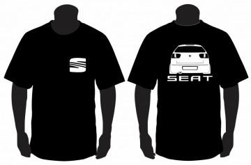 T-shirt para Seat Ibiza 6k2 Traseira