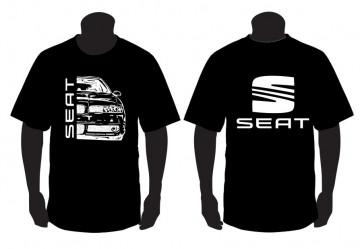 T-shirt para Seat Leon 1M