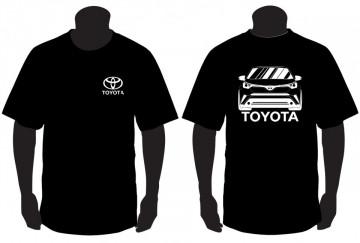 T-shirt para Toyota c-h