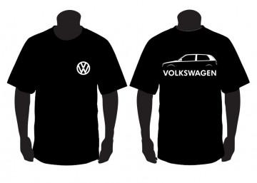 T-shirt para Volkswagen Golf Mk3 3 portas