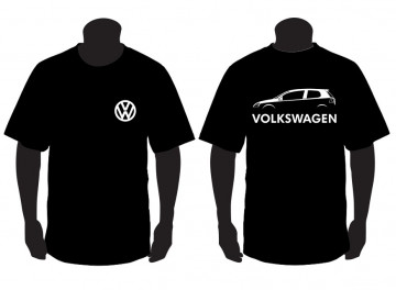 T-shirt para Volkswagen Golf Mk5 3 portas