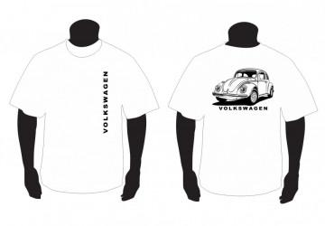 T-shirt para Volkswagens Carocha