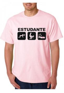 T-shirt  - Vida de Estudante