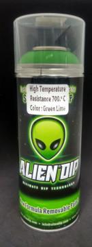 Vinil Líquido Alta Temperatura 400ml - Green Lime