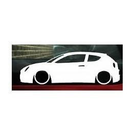 Autocolante - Alfa Romeo Mito