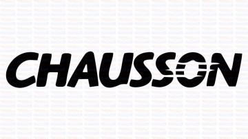 Autocolante - CHAUSSON