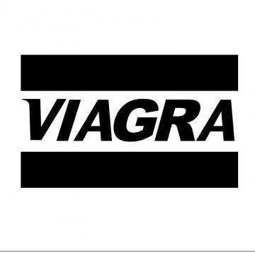 Autocolante com Viagra