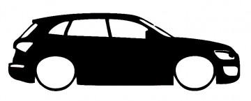 Autocolante para Audi Q5