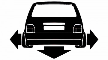 Autocolante para Fiat Uno
