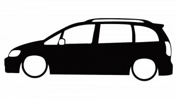 Autocolante para Opel Zafira