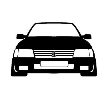 Autocolante para Peugeot 205