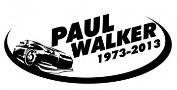 Autocolante - Paul Walker