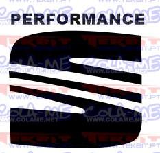 Autocolante - Performance Seat
