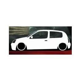 Autocolante - Renault Clio MK2