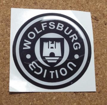 Autocolante Resinado 3D para Wolfsburg Edition- 46mm