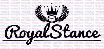 Autocolante - Royal Stance