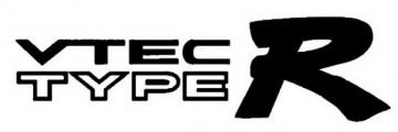 Autocolante - VTEC Type R