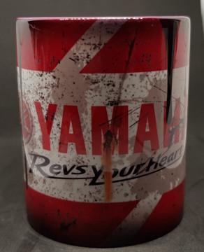 Caneca com Yamaha