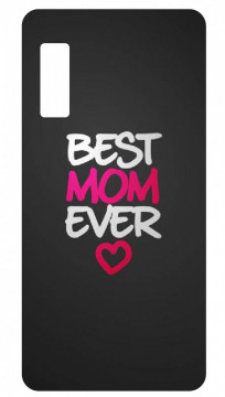 Capa de telemóvel com Best Mom Ever CT288