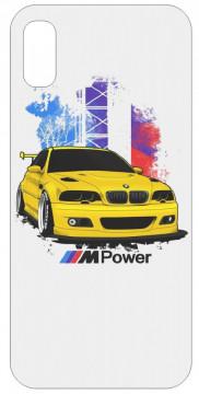 Capa de telemóvel com BMW ///M Power