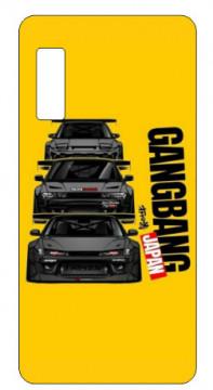 Capa de telemóvel com Gangbang