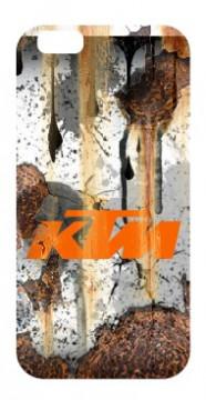 Capa de telemóvel com KTM - Estilo Retro
