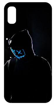 Capa de telemóvel com Mascara