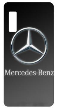 Capa de telemóvel com Mercedes- Benz