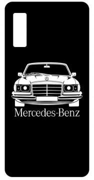 Capa de telemóvel com Mercedes w123 w116