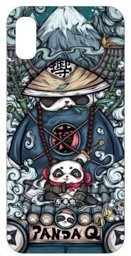 Capa de telemóvel com Panda Chines