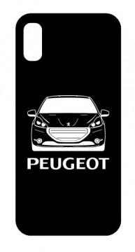 Capa de telemóvel com Peugeot 208
