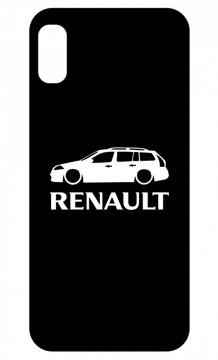 Capa de telemóvel com Renault Megane 2 Break